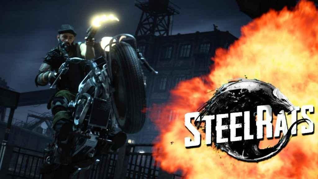 steel rats ps4