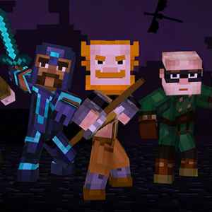 Minecraft story mode episode four a block and a hard place playstation universe - Minecraft story mode wallpaper ...