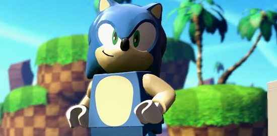 Lego Dimensions Fantastic Beasts Story Pack Sonic The Hedgehog Level Pack Playstation Universe