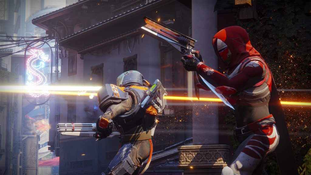 Watch Destiny 2 Curse Of Osiris DLC's New Crucible Maps In Action