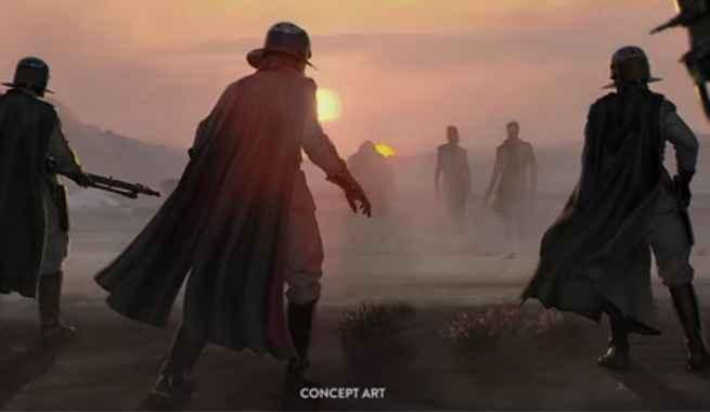 Visceral Games Star Wars