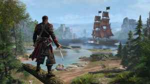 assasssin's creed rogue ps4 release