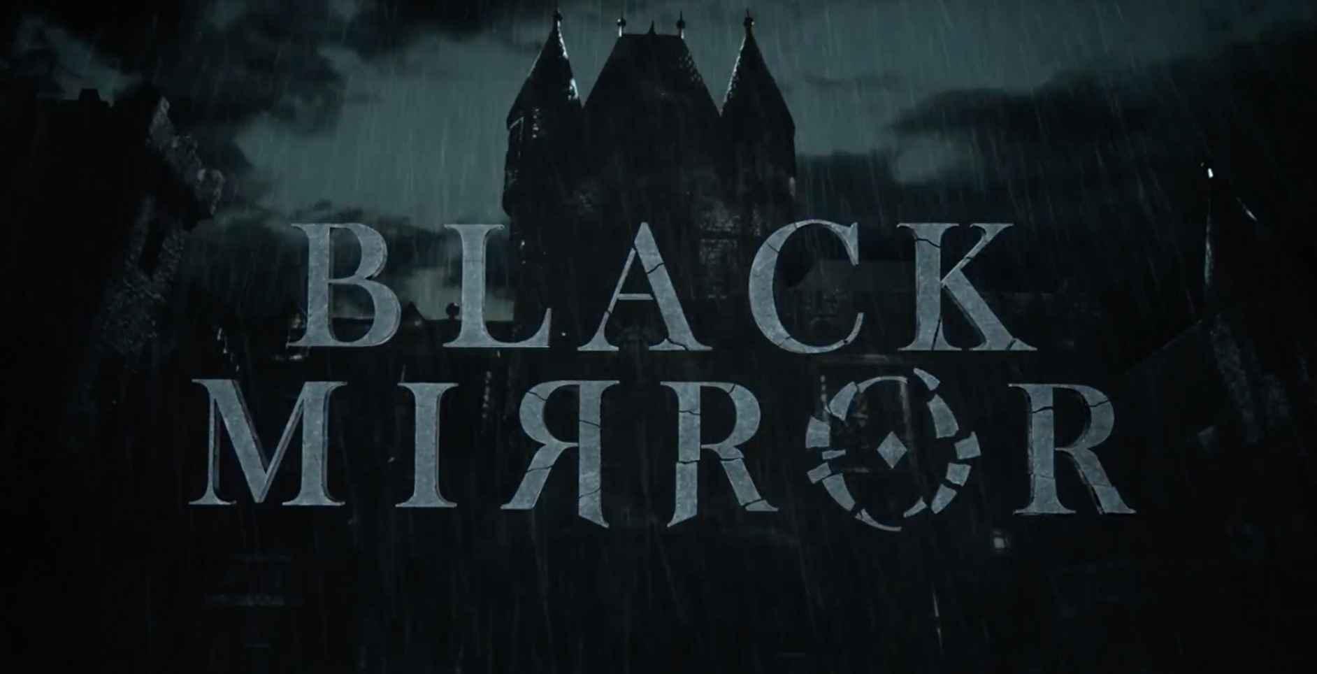 Black Mirror Spiel