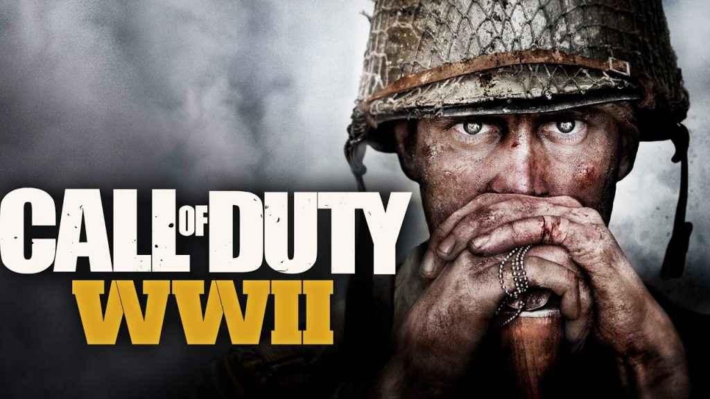 Call of Duty WW2 shipment 1944
