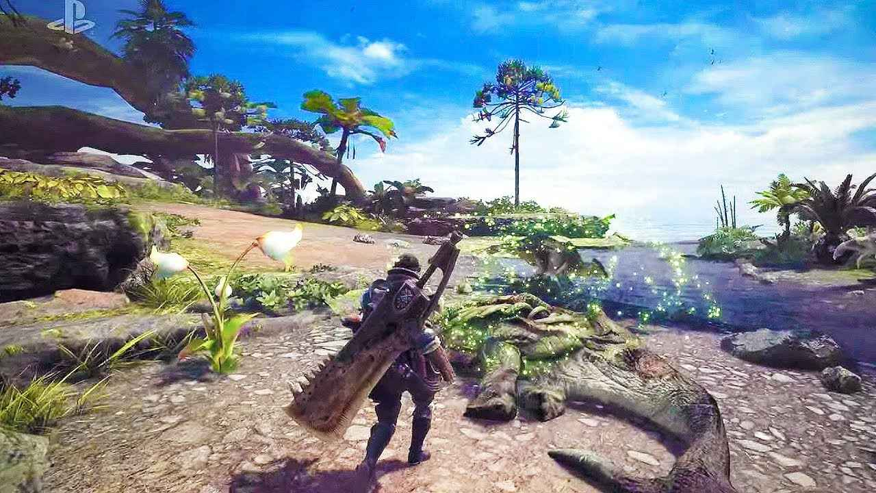Monster Hunter World PS4 Beta Is Back For All Players ...
