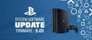 PS4 Update 5.04