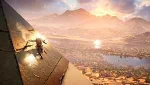 Assassin's Creed Origins update