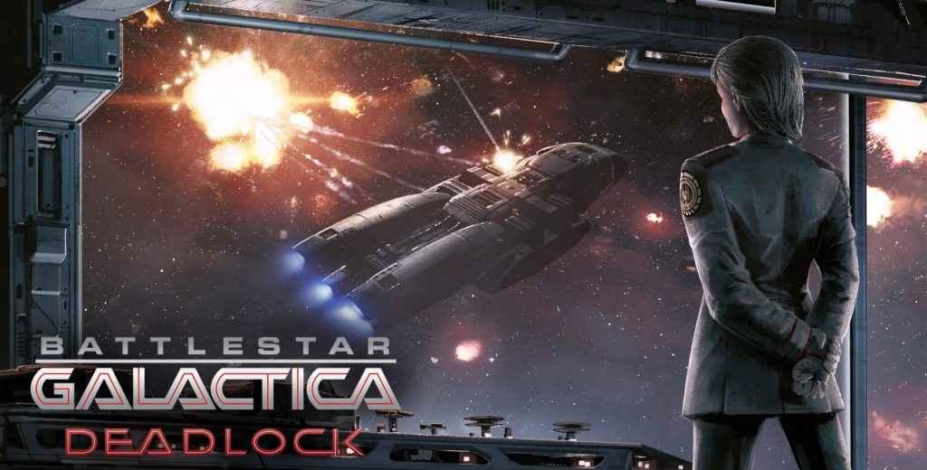 BATTLESTAR GALACTICA Deadlock review