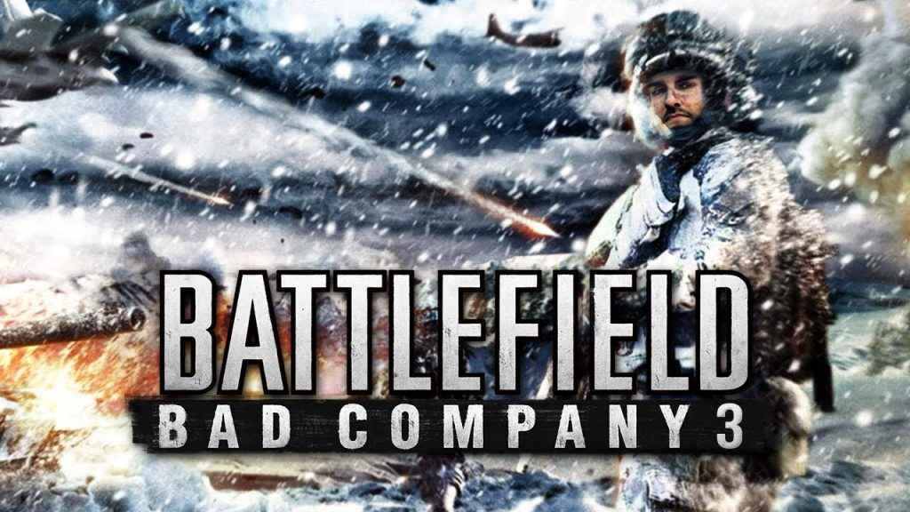 Battlefield Bad Company 3 2018 release