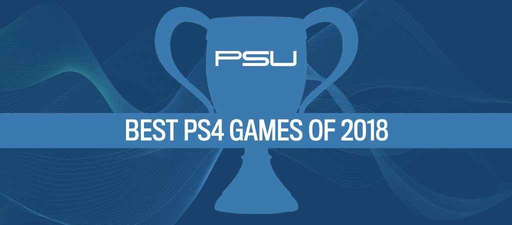 Best Ps4 Games 2018