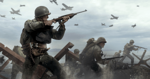 Call of Duty WW2 The Resistance