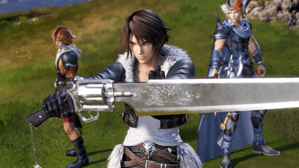 Hasil gambar untuk Dissidia Final Fantasy NT – Free Edition