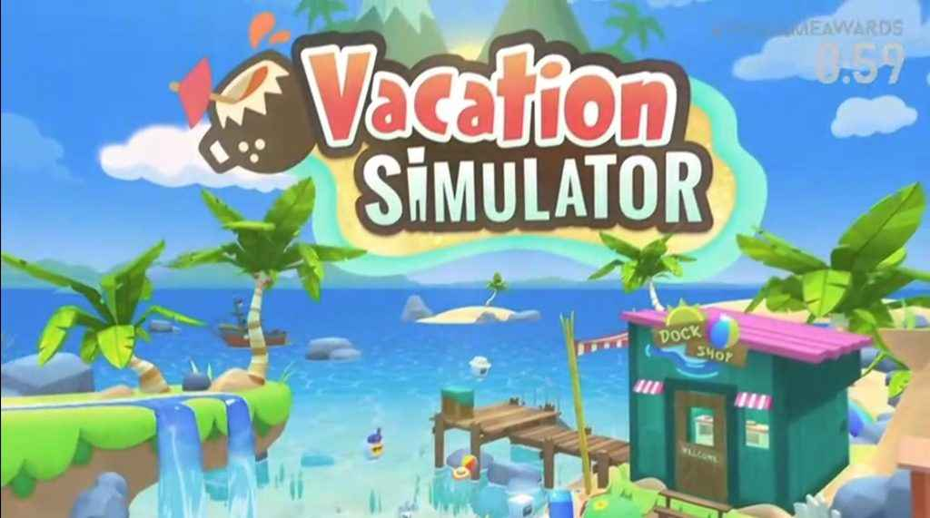 TGA 2017: Vacation Simulator Revealed for PS VR, Oculus Rift & HTC Vive
