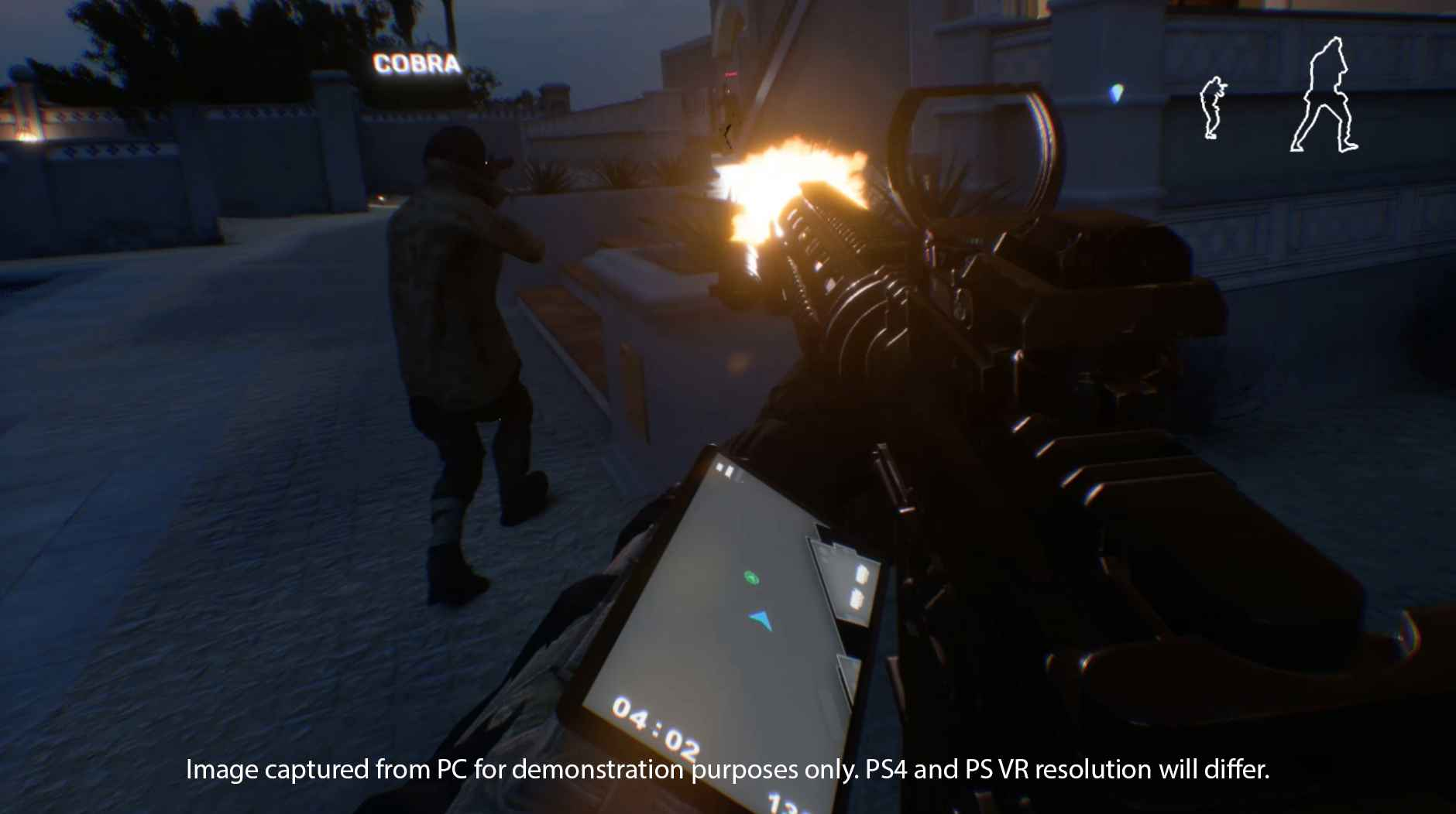 firewall zero hour ps vr