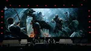 God of War PSX 2017