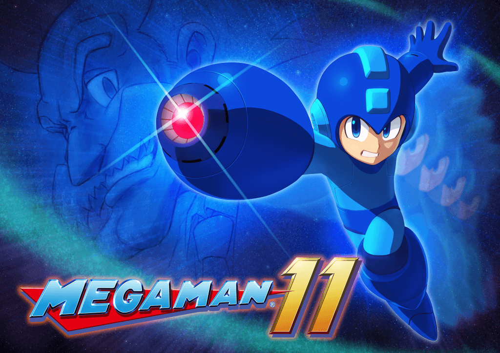 Mega Man 11 is coming to PC and consoles in 2018