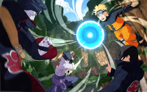 Naruto to Boruto Shinobi Striker beta