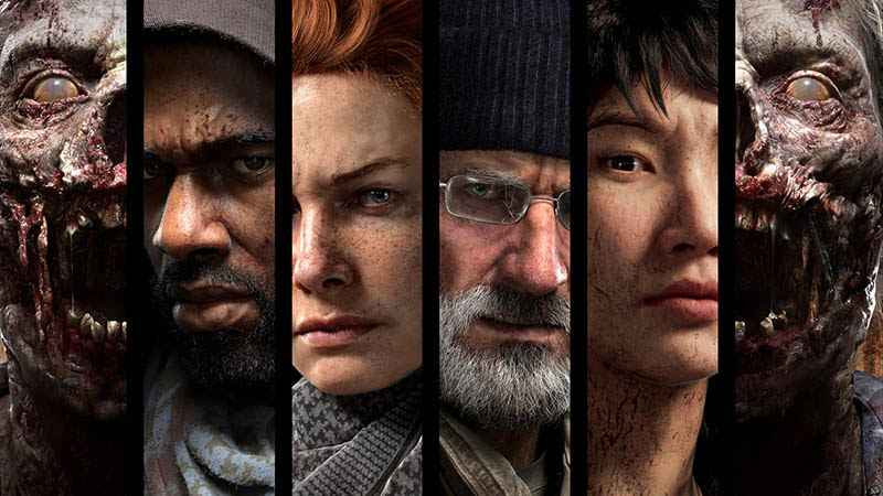 Overkill's The Walking Dead Gets a New Trailer Featuring Playable Character Aidan