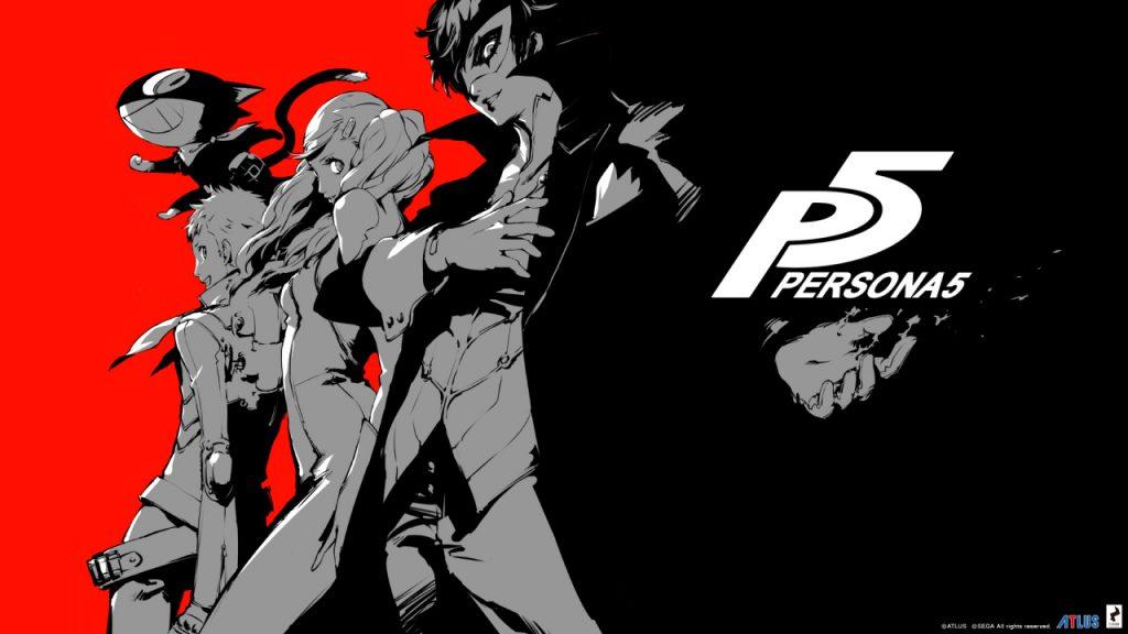 Persona 5 sales