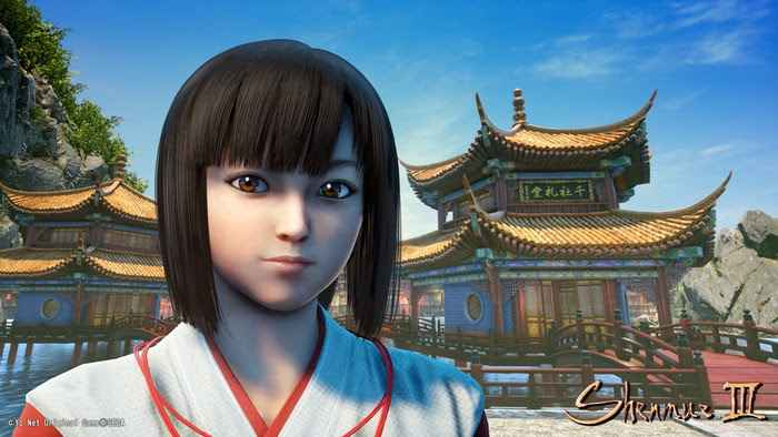 New Shenmue 3 character