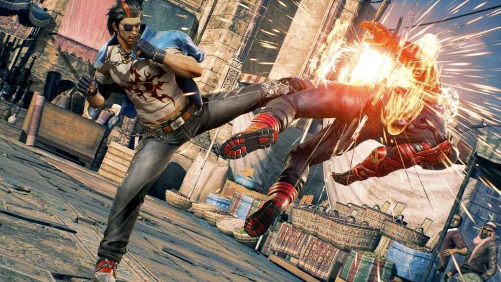 Tekken 7 update 1.10