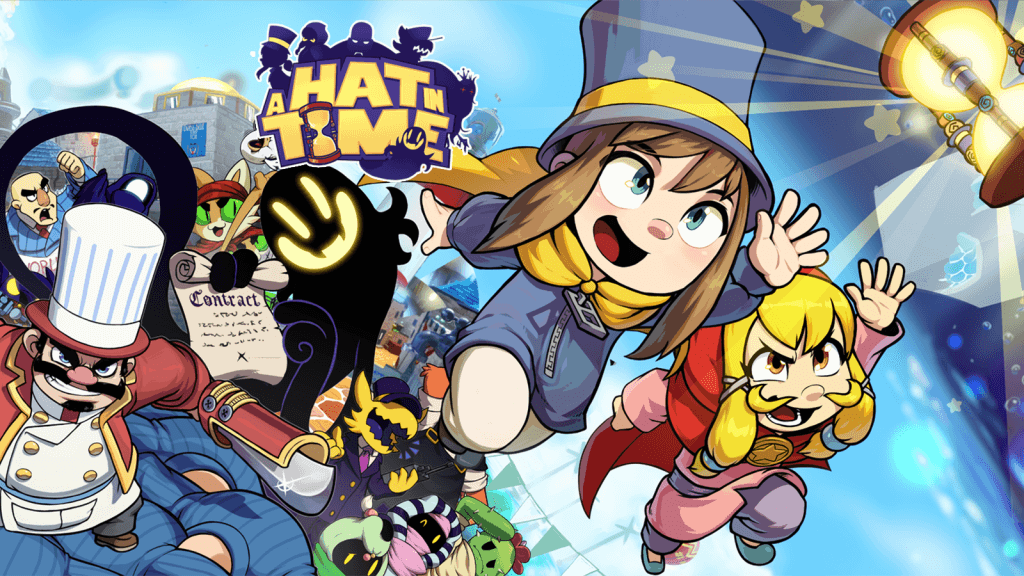 Hat in time seal the deal review