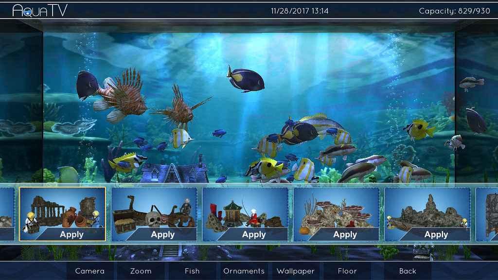 Aqua TV Review Build an Aquarium on PS4