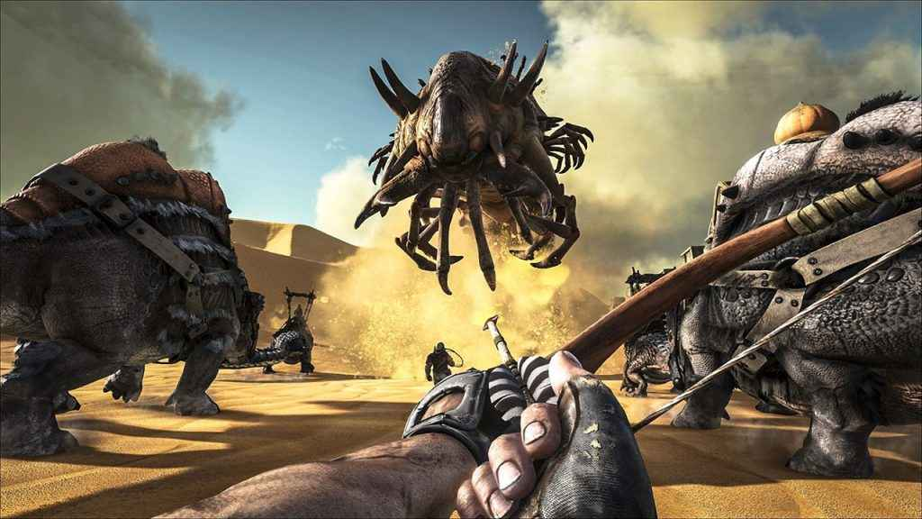 ark survival evolved patch notes ps4 update