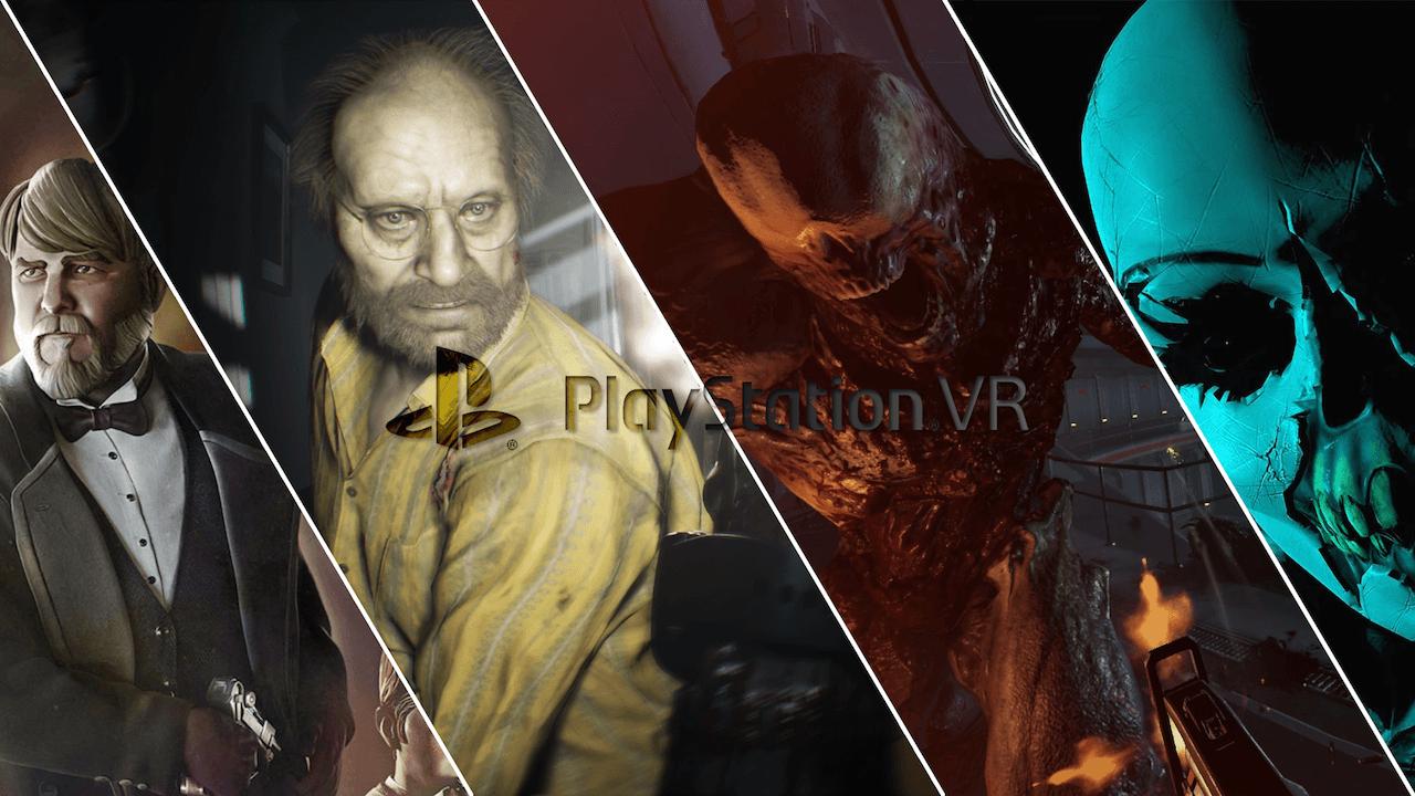 Best PSVR Games – 14 Amazing PlayStation VR Games