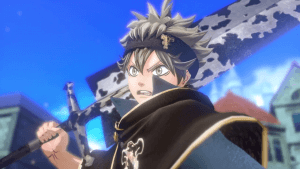 black clover game