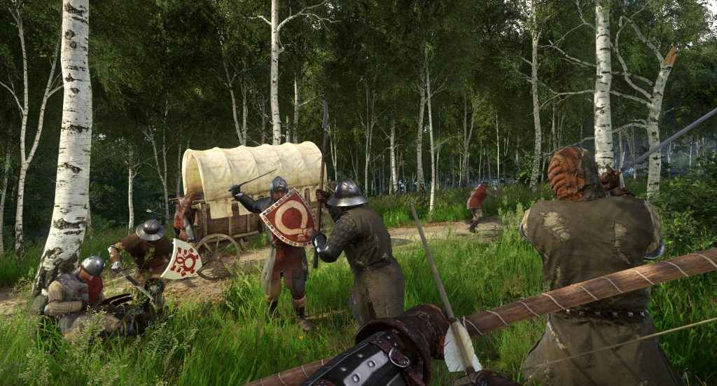 KCD - bow