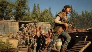 days gone play before release