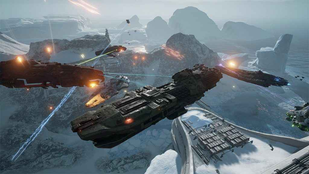 Dreadnought leaves beta