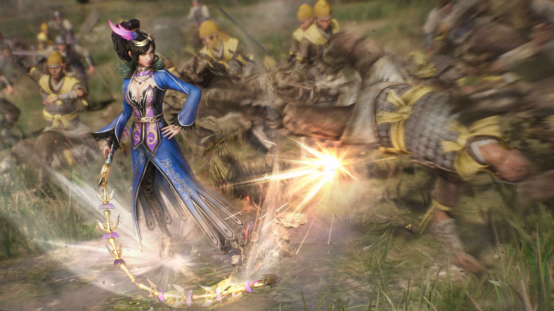 Dynasty Warriors 9 characters will be able to equip any ... | 1920 x 1080 jpeg 126kB