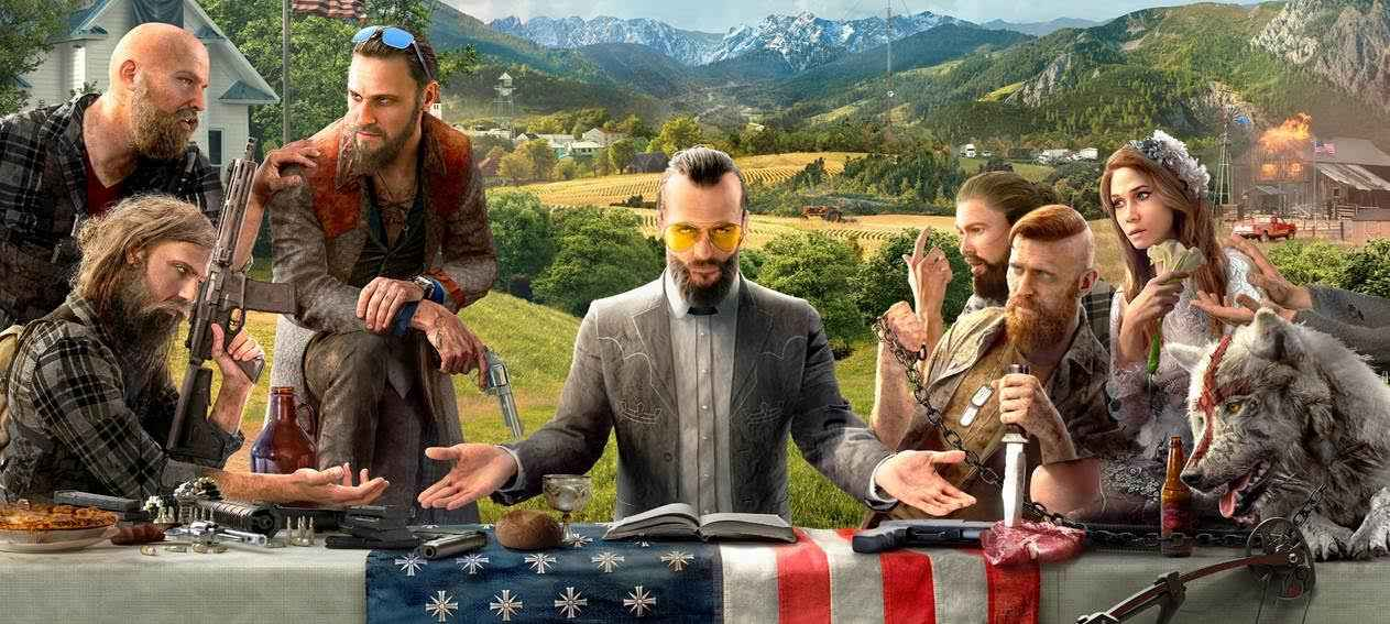 Far Cry 5 Zombies Set To Invade In Frightening Dlc Playstation Universe
