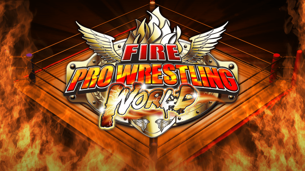 PS4 Fire Pro Wrestling World release
