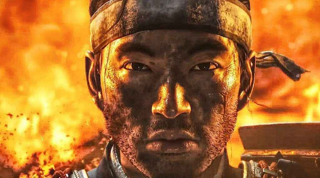 ghost of tsushima characters