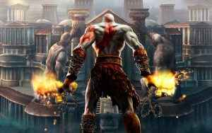 god of war ps4 combat