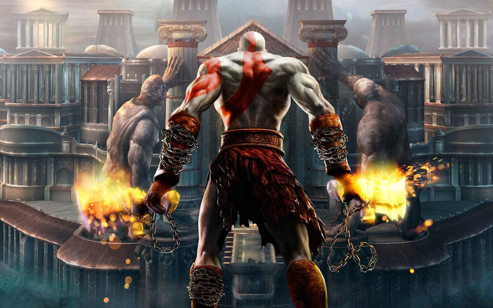 God of War Crafting, Customization and Progression Video
