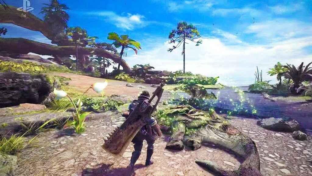 monster hunter world update 1.01