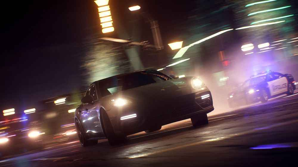 Need for Speed Payback's Speedcross DLC & update revs up for launch tomorrow