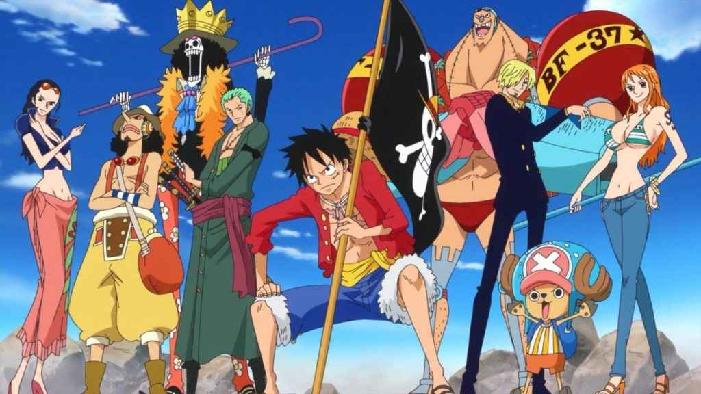 A New One Piece Action Game Is Adventuring to PS4