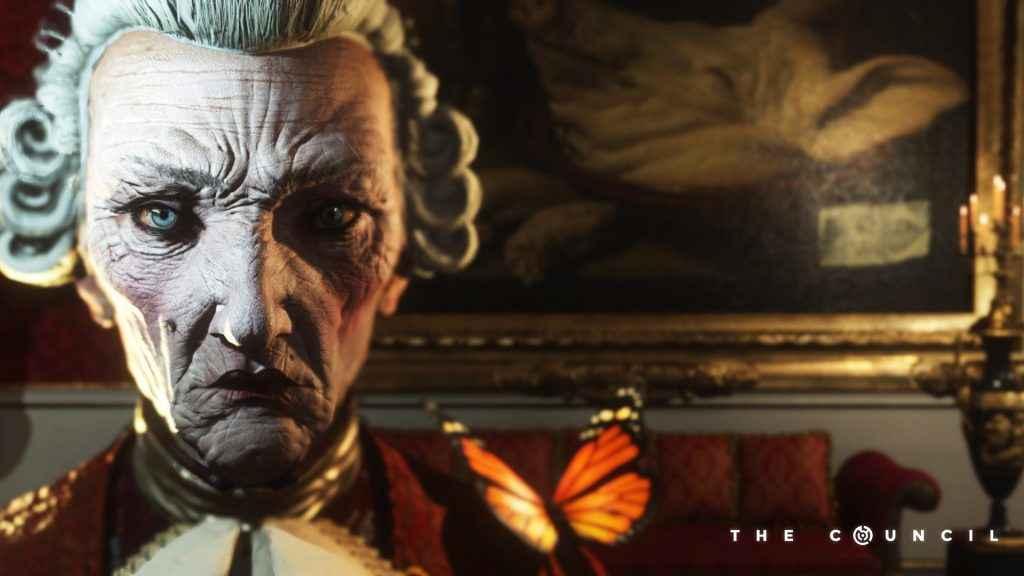 Big Bad Wolf Reveals Narrative Adventure Title The Council