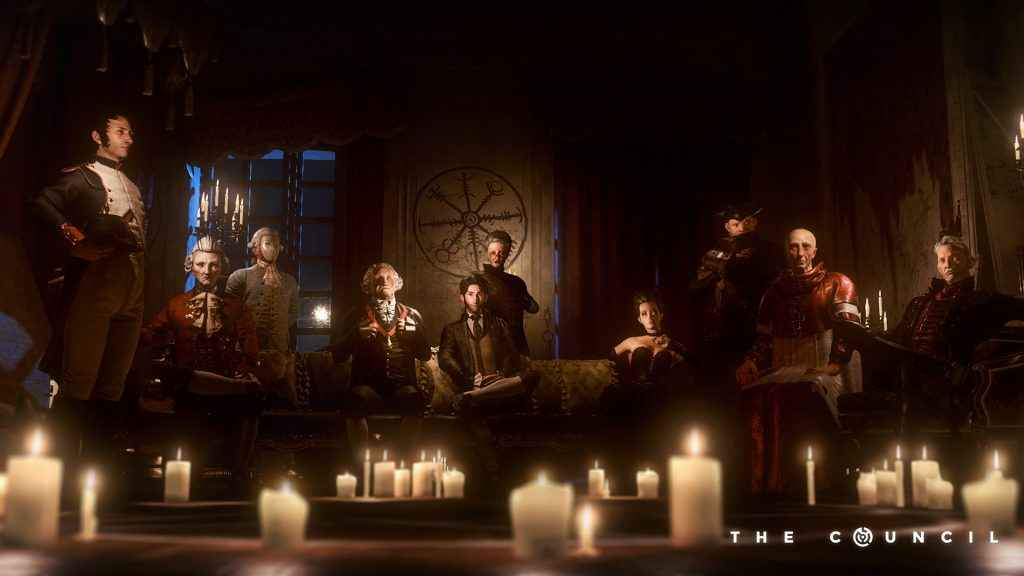Focus Home Interactive unveils episodic game The Council