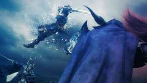 Dissidia Final Fantasy NT arcade