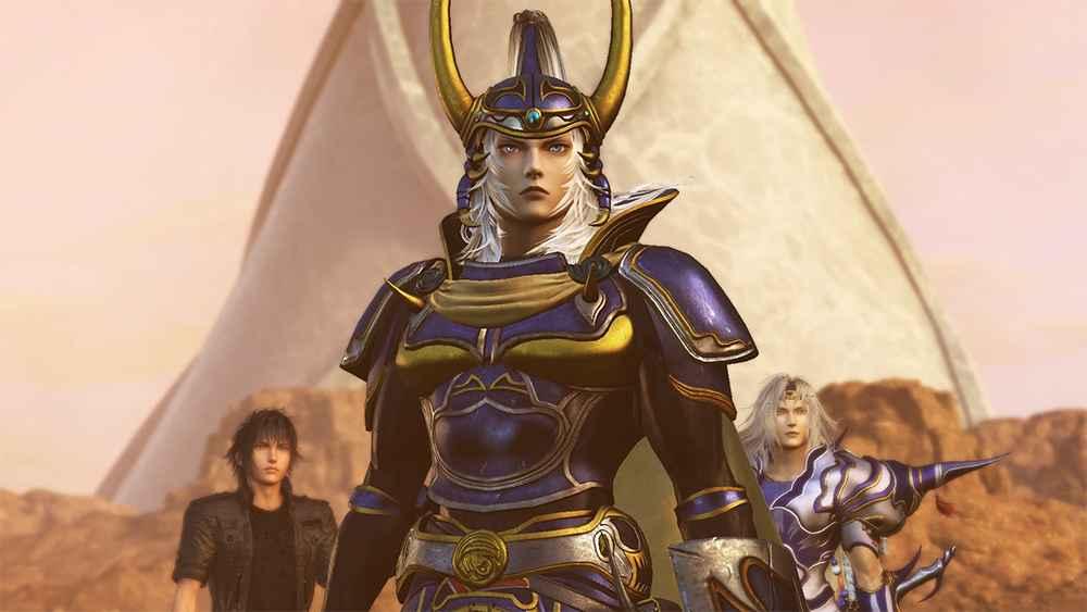 Square Enix Partners with Amazon to Host Dissidia Final Fantasy NT Tournament