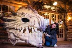 monster hunter world meat shack