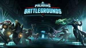 paladins battlegrounds