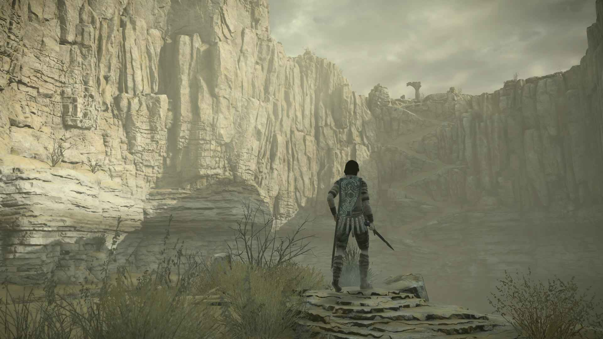 Shadow Of The Colossus Ps4 Wallpaper: Shadow Of The Colossus PS4 Theme Is Free But Two Quests