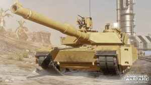 armored warfare early access ps4